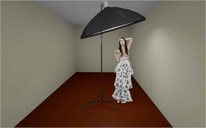 Retrato una luz